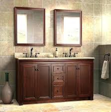 Double Bathroom Sink Cabinets Classy 40 Modern Bathroom Vanities Orange County Design