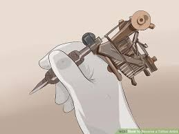 how to become a tattoo artist 15 steps with pictures wikihow