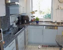 Blue Kitchen Countertops by Best Polished Blue Pearl Granite Kitchen Countertop Labrador Blue