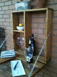 Pallet Furniture Outdoor Bar Pallet Fold Down Outdoor Bar4 Jpg