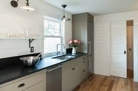 No Door Kitchen Cabinets No Upper Kitchen Cabinets Design Ideas
