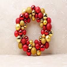 New Year Decoration For Home by Funique 1set Polystyrene Balls 34 5x7x34 5cm Christmas Wreath