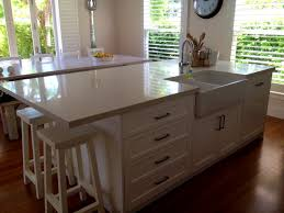 Kitchen No Backsplash by Bathroom Breathtaking Kitchen Island Sink Islands And Baedaddcb