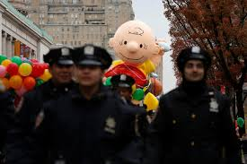 no major security problems at new york s thanksgiving day parade