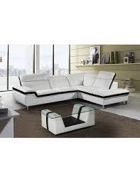 canapé style canapé d angle style avec bords contrastants