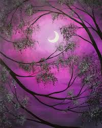 Pink Moon Our Paintings Gallery 2 U2014 Graffiti Paintbar