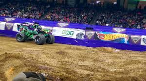 grave digger costume monster truck monster jam grave digger flips over crashes youtube