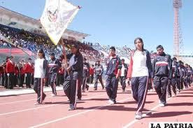 presidente inaugura segunda fase de los juegos segunda fase de los juegos deportivos estudiantiles comenzará hoy