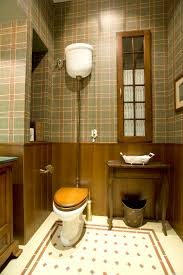 wonderful half bathroom designs with freestanding sink and
