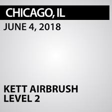 airbrush makeup classes chicago kett advanced airbrush makeup class level 2 june 4 2018