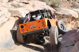 jeep rock crawler 5 things i learned rock crawling jeeps in moab autoguide com news