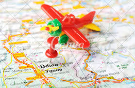 udine italy map udine italy map airport photos by canva