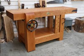 Simple Wood Workbench Plans by Workbench Wood What U0027s The Best Timber For Your Build