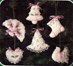 Victorian Christmas Ornaments - victorian christmas decorations victorian beaded crewel