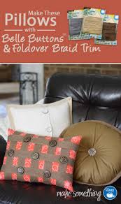 Sewing Projects Home Decor How To Use Dritz Foldover Braid Trim Using These 3 Easy Sewing