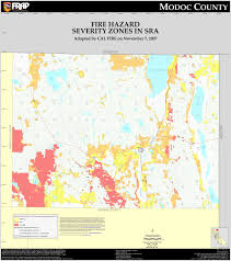 Sacramento Zip Code Map by Cal Fire Modoc County Fhsz Map