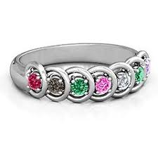 6 mothers ring 53 best mothers day ring images on rings