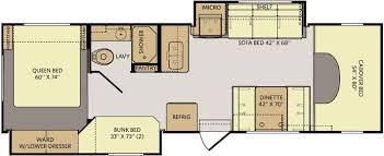 Fleetwood 5th Wheel Floor Plans 2015 Fleetwood Tioga Ranger 31d Class C Gas Tulsa Ok Rv For Sale