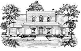 new england colonial style house plans plan 18 420