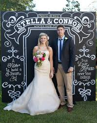 wedding chalkboard ideas custom chalkboard wedding ideas