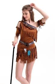 Halloween Costumes Pocahontas Pocahontas Halloween U2013 Halloween Costume Ladies Pocahontas Native