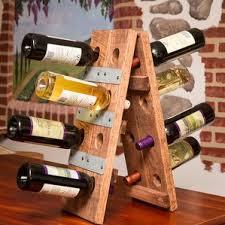 french wine riddling rack wayfair