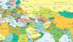 map of europe russia middle east map of europe middle east and asia mapofmap1
