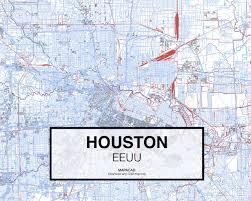 Houston City Limits Map Download Houston Dwg Mapacad