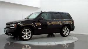 chevrolet trailblazer 2008 2008 chevrolet trailblazer ss performance youtube