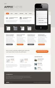 free website templates for android apps gridly minimalist portfolio psd website template free psd web