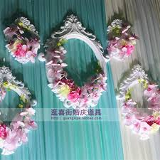 wedding backdrop taobao wedding decoration background choice image wedding dress