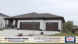 home for sale at 43 blacksmith road in oak bluff manitoba youtube