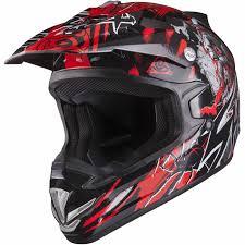 matte black motocross helmet shox mx 1 nightmare motocross atv quad off road pit bike moto x