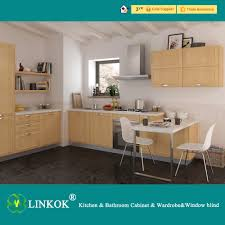 factory price italian design kitchen furniture pvc modular kitchen