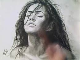 megan fox charcoal speed drawing insight how to make your and