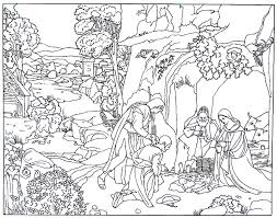 printable coloring pages renaissance the adoration of the shepherds renaissance painting by giorgione