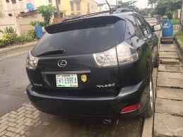 lexus rx 350 for sale nairaland reg 08 09 rx350 lexus for sale 3 6m asking autos nigeria
