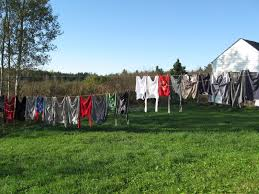 Dryer Doesn T Dry Clothes Hanging Your Clothes Under Sun Or Using Laundry Dryer Siowfa15