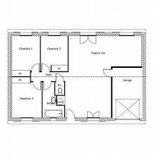 plan maison 100m2 3 chambres plan maison 100m2 plein pied plan maison carr e plein pied 100m2