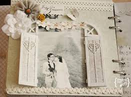 scrapbook for wedding vintage wedding scrapbook ideas diy wedding 7958