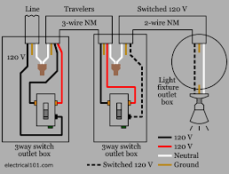 extraordinary wiring a 3 way switch and wiring diagram light