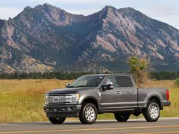 Ford Diesel Truck Brake Problems - the 2017 ford super duty pickup meets 3 400 pounds of concrete