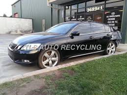 2007 lexus gs350 parting out 2007 lexus gs 350 stock 3120gy tls auto recycling