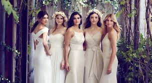 after six bridesmaids after six tuxedos suits bridal gowns and bridesmaid dresses
