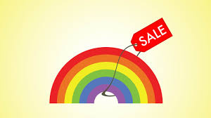 let u0027s stop buying the lgbt rainbow