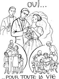sacrement du mariage une grâce inattendue et maintenant une histoire