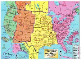 map of time zones usa and mexico usa map cities states detailed map of usa and mexico with cities 4