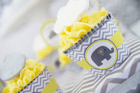 elephant decorations for baby shower kara s party ideas grey elephant themed baby shower
