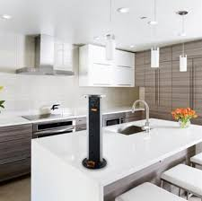 kitchen island outlet ideas contemporary kitchen decoration with white countertop and pop
