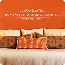 Wall Decal Quotes For Bedroom by Master Bedroom Wall Quotes